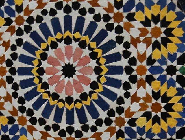251191-Mosaico arabe