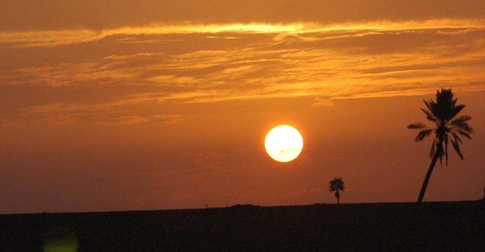 756946-Amanecer en Marrakesh