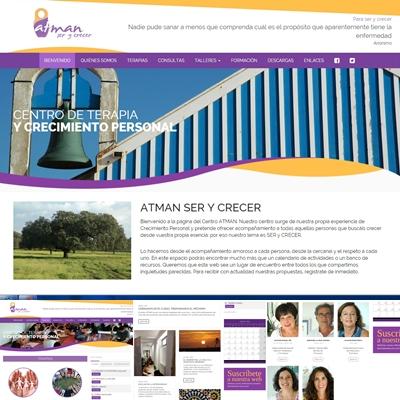 Mosaico nueva web